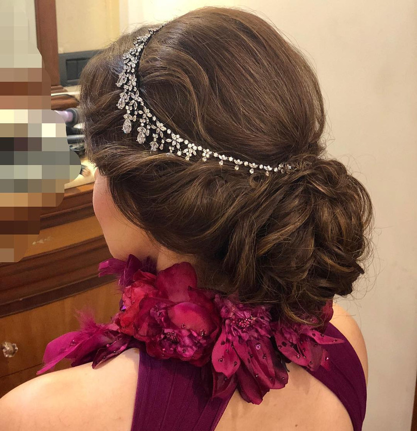 8 Must Try Hairstyle For Indian Wedding Party Ideas You Must Try Before Your Big Day