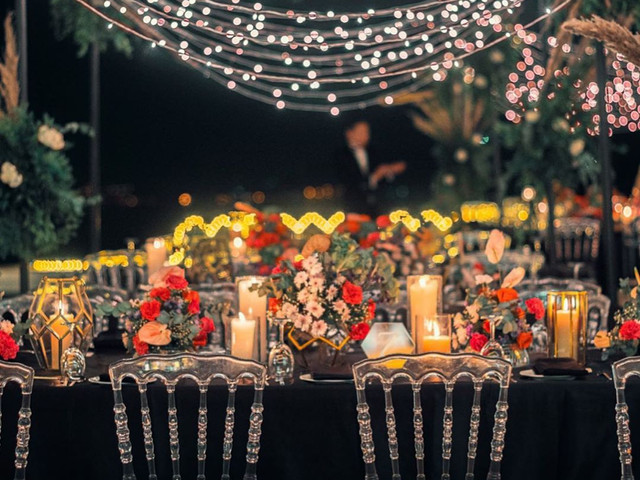 Hot Wedding Trend: Ghost Chairs Are Stealing Hearts This Wedding Season