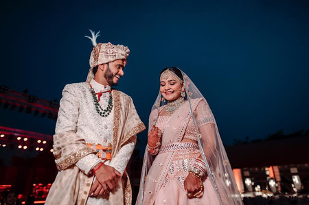 Spotted! Best Wedding Dresses For That Big Fat Indian Wedding