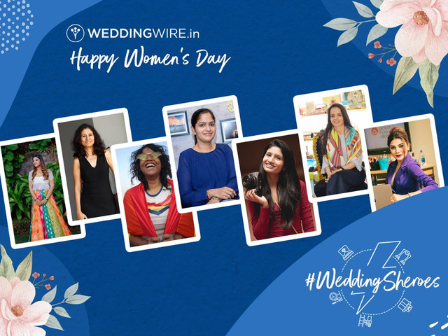 Wedding Sheroes Who Are Changing the Wedding Industry