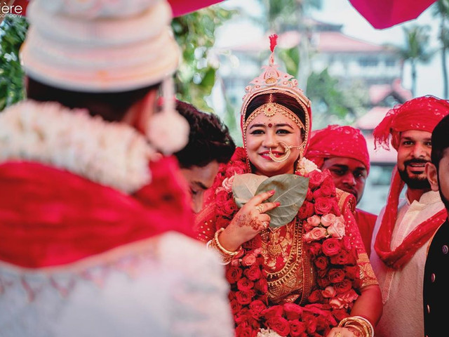 Timeless & Trending Bengali Bride Pics That Will Melt Your Heart