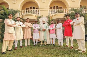 Trending Jodhpuri Suit for Weddings