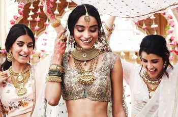 7 Jaw-dropping Designs Of Wedding Gold Jewellery Sets With Price That'll Help You Make An Informed Decision