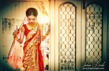 8 Red Banarasi Wedding Saree Designs That Would Totally Steal the Show on Your Big Day