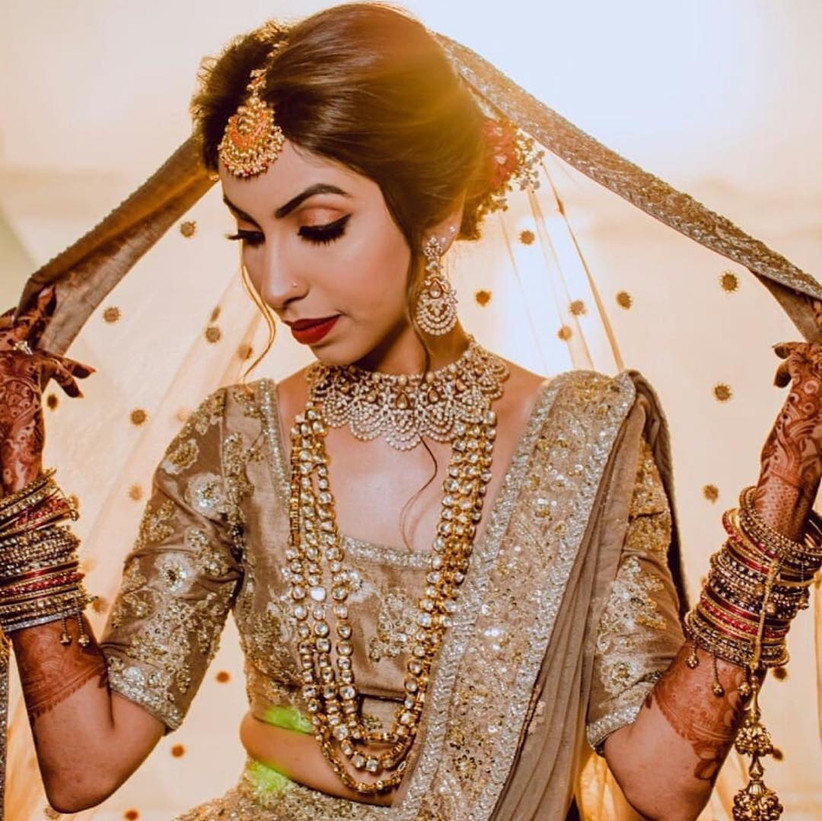 8 Tips To Rock Your South Indian Makeup Look For Your Big Day!