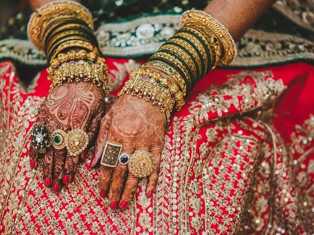 Check Out These 10 Gorgeous Bangle Images for Wedding Events