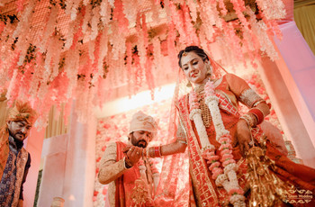 Never Seen Before Photos From Kamya Punjabi's Wedding