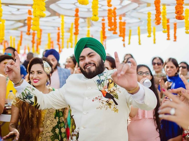 12 Punjabi Bhagra Songs for Your Wedding Playlist