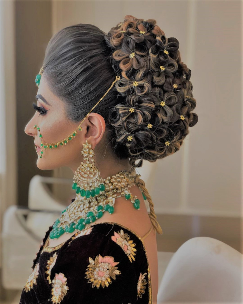 Juda Hairstyle For Saree Step By Step The Only Guide You Need