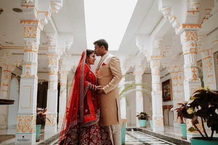16 Unique Palace Wedding Venues in India That Will Sweep You off Your Feet