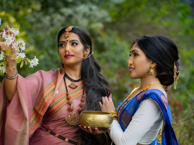 Indian Traditional Hairstyles: The Ultimate Bridal Edition You Must Checkout Now!