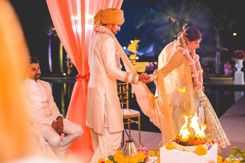Learn the 7 Vows of Hindu Marriage in All Its Glory, Importance ...