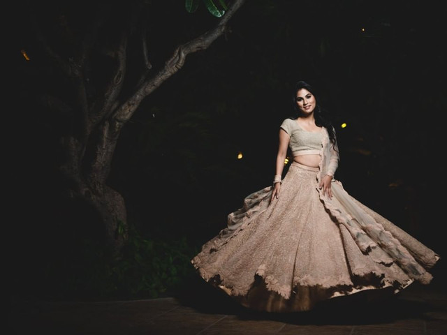Traditional Crop Top And Skirt: A Foreigner's Guide To The Indian Wedding Staple Lehenga
