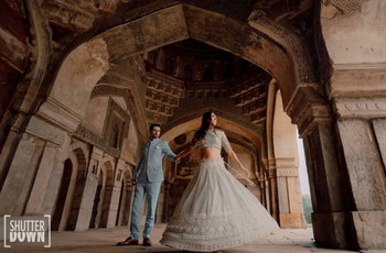 Picturesque Locations for the Epic Pre-wedding Shoot in Delhi