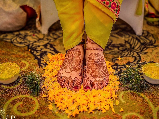 10 Mehndi Images Every Bride Should See Before Her Big Day