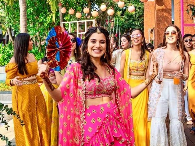 10 Indian Jumpsuit Designs for the Modern Wedding Wardrobe