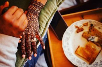 Easy Arabic Mehndi Designs for Left Hand – Add That Regal Touch to Your Mehndi Design!
