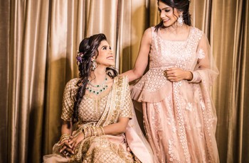 Easy Hairstyles to Do at Home for The Bridesmaids-to-be