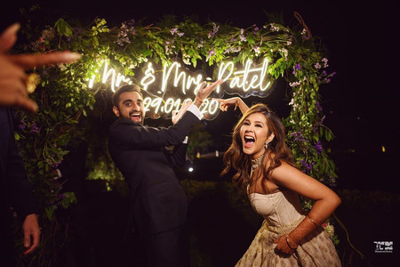 Quirky Wedding Hashtags Created For Couples By The WeddingWire India Community