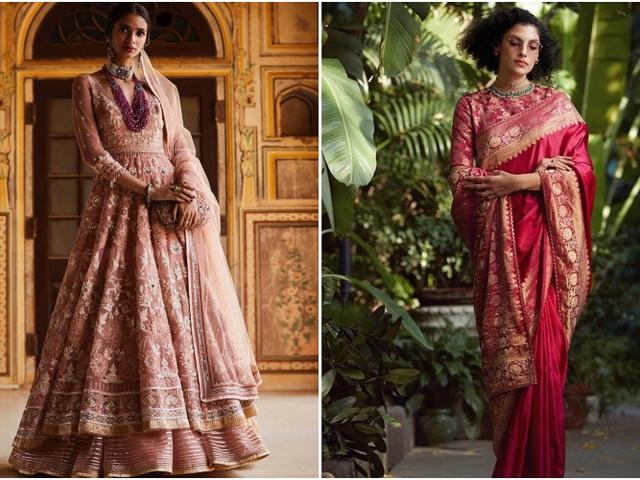 10 Dazzling Karwa Chauth Dresses for the Millennial Women
