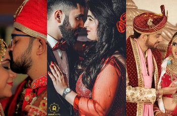3 Real Couples Who Got Married on 14th Feb - Valentine's Day