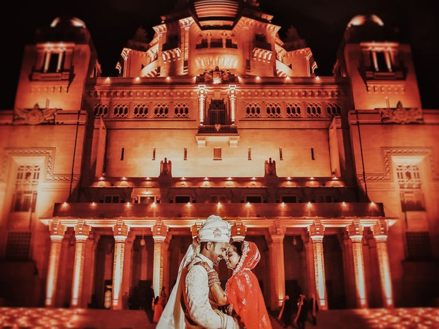 Umaid Bhawan Jodhpur And 6 Real Weddings That Took Place Here