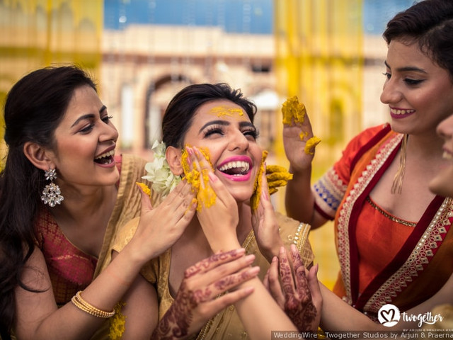 The Haldi Ceremony Dates Are Knocking? 6 Fun Ideas to Amp It Up Quick and Easy