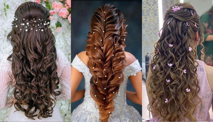 hair style for indian girls