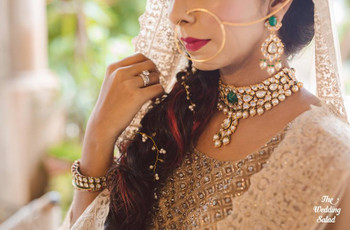 This Is Why You Should Buy One Gram Jewellery for Your Wedding