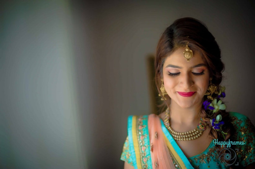 8 Indian Bridal Hairstyles To Flaunt This D Day For Brides