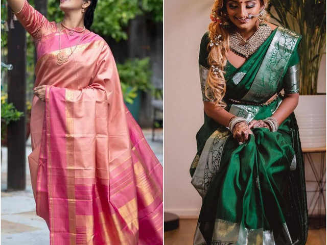 Pongal Outfit Inspirations for The Newly Weds