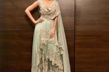 10 Latest Designer Indo-western Dresses for You to Flaunt