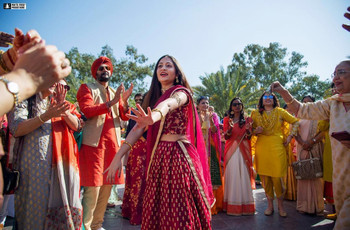 Include These Solo Dance Songs to Your Sangeet Playlist