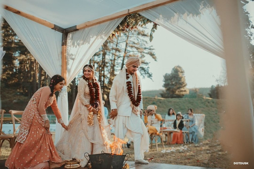 How to Navigate the 50 Guests Limitation on Weddings in Delhi?