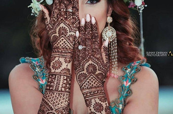 100+ Traditional and Modern Mehndi Designs For Brides and Bridesmaids