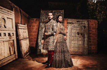 Dashing Engagement Suits For Groom To Seal The Deal in Style