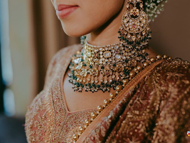 Lust-worthy Gold Jewellery Designs Every Bride Needs in Her Trousseau