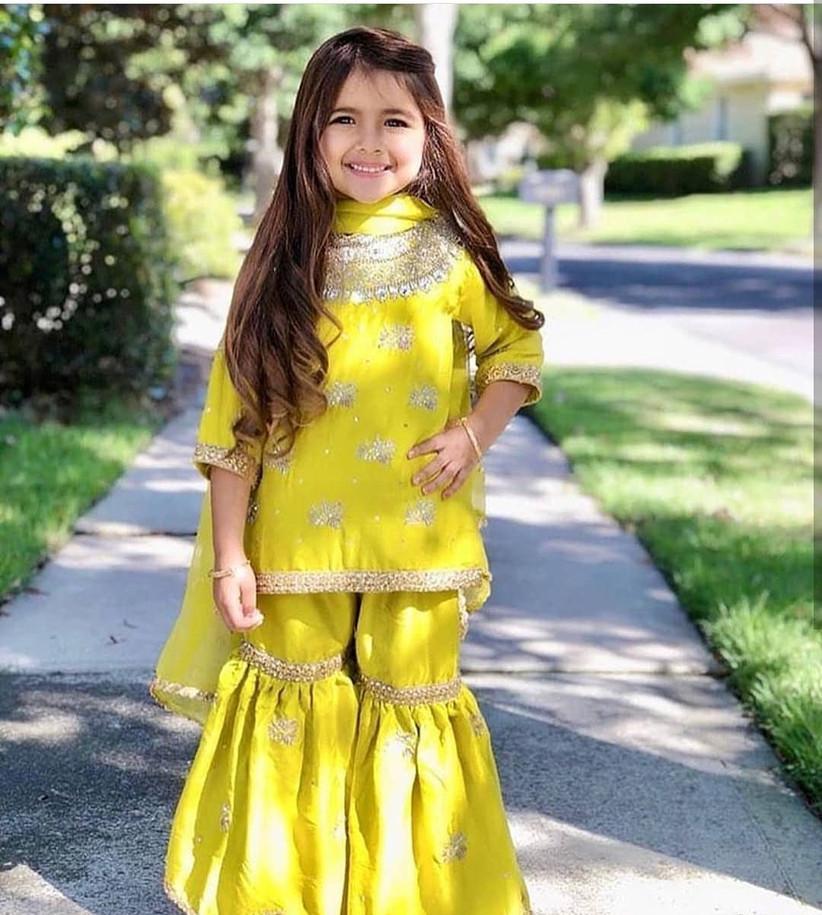Hair Style for Girls/Kids for Wedding