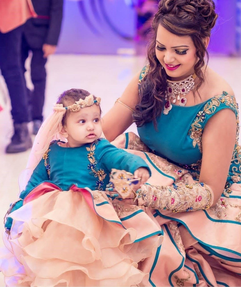 12 Super Adorable Hairstyle For Indian Girls For Your Little Princess