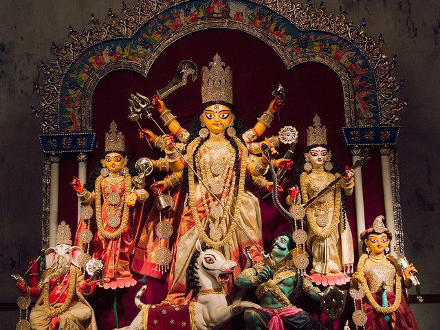 Durga Ashtami: Origin, Significance, Customs & Celebrations on The Eighth Day of Durga Puja