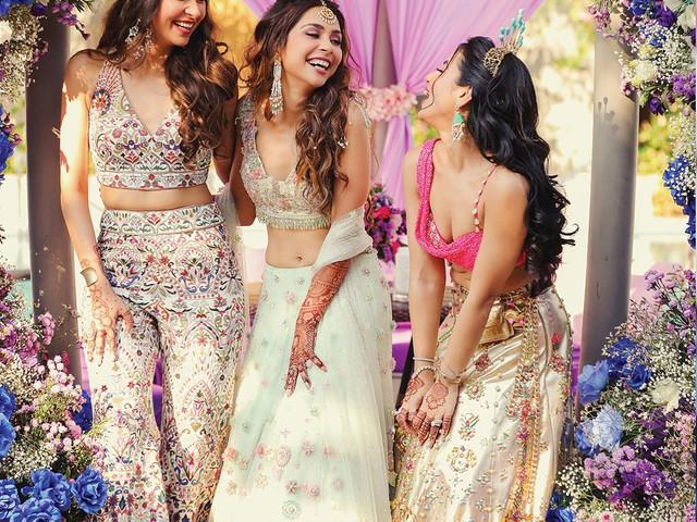 Unique Bridesmaid Dresses to Turn Some Heads This Wedding Season