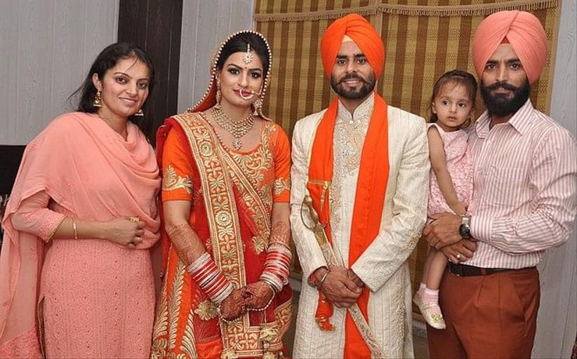 Manjeet Kaur & Gurwinder Singh Chandi