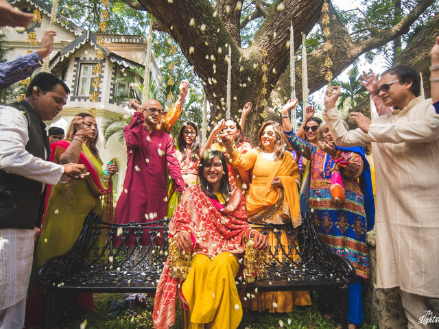 Punjabi Traditions That Make the Big Fat Indian Wedding Full of Fun, Love and Warmth