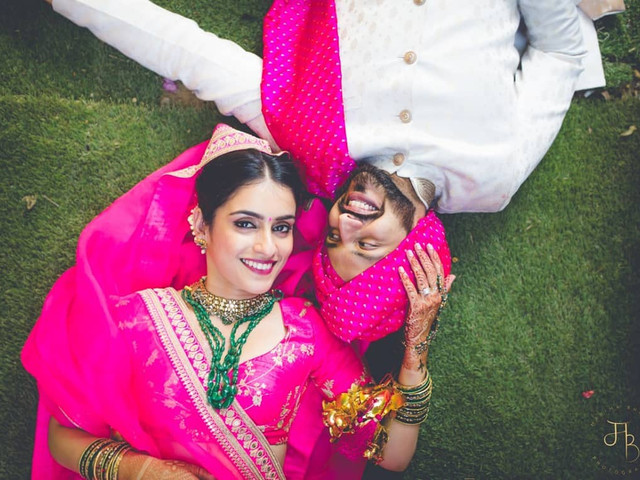 20 Beautiful Dulhan Pictures You Must Ask Your Photographer to Capture on Your Big Day!