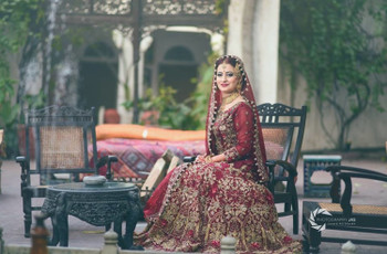 15 Breathtaking Pakistani Bridal Images That Will Inspire You