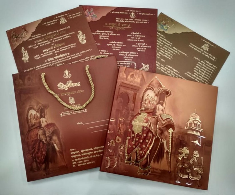 7 Qualities For Gujarati Wedding Cards Which Make Them Unique