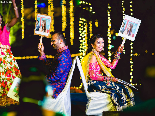 It's Play Time! Crazy Unconventional Indian Wedding Couple Games to Heighten the Fun Quotient