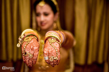 Ladies Mehndi Designs to Consider Next Time You Want to Get Creative with the Henna Cone