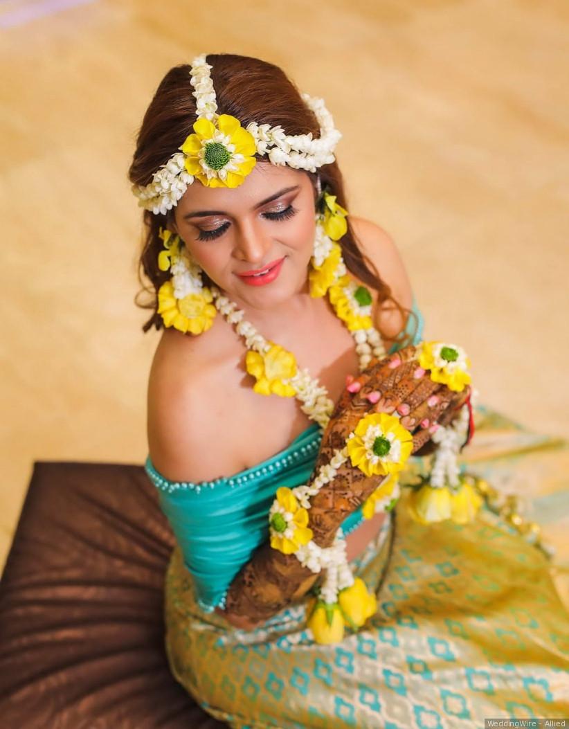 5 Beautiful Mehndi Jewellery To Make The Celebrations Better