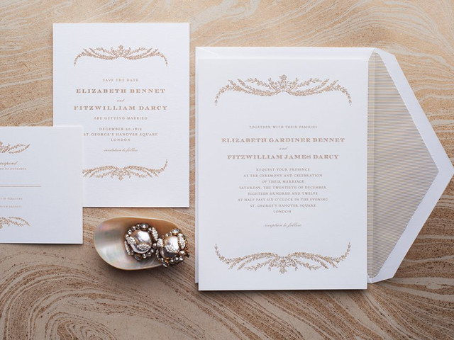5 Sources For Save The Date Templates Worthy Of A DIY Effort